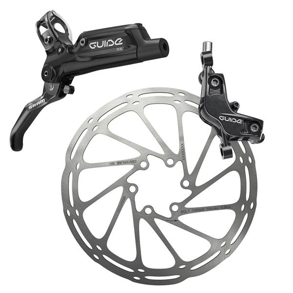 SRAM Guide RS Disc Brake - black