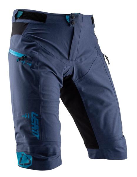 Leatt DBX 5.0 Shorts All Mountain wasserdicht blau %