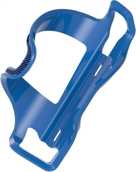 Lezyne Wasserflaschenhalter Flow Cage E blau-schwarz / rechts