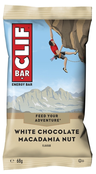 Clif Bar Energy Bar Macadamia White