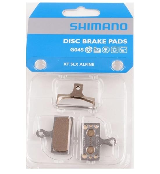 Shimano Disc Brake Pad G04S Metall