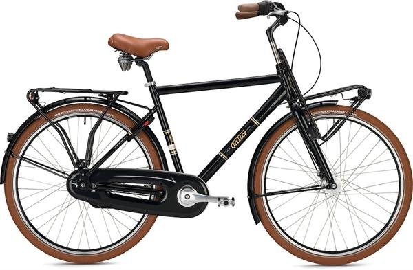 """Falter Classic Bike L 4.0 28 """"glossy black"""