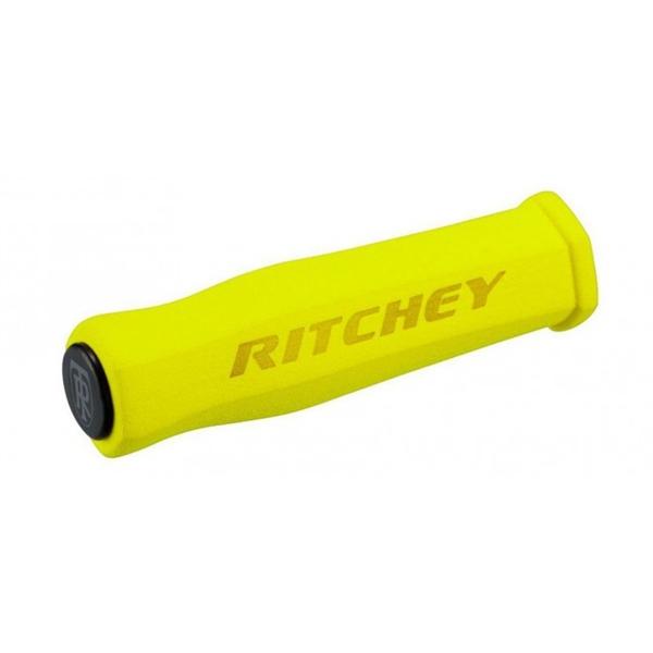 Ritchey WCS Ergo True Grip MTB Grips - yellow