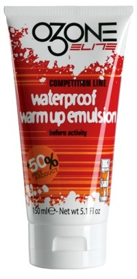 Ozone Elite Waterproof Warm Up Emulsion 150ml