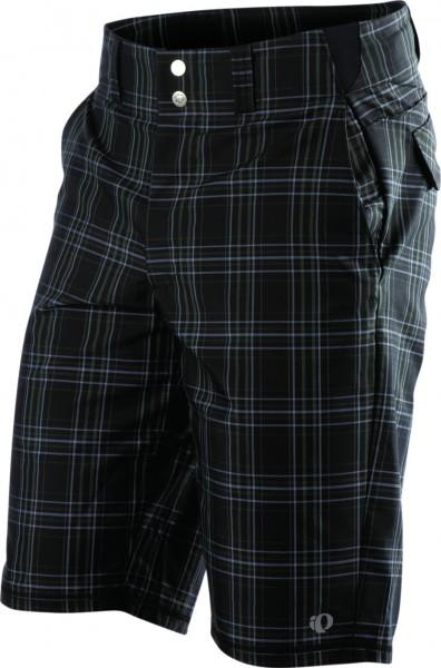 Pearl Izumi Launch Short Black Plaid #Varinfo Sale