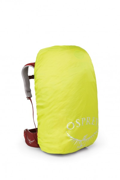 Osprey High-Vis Raincover Size XS electric lime