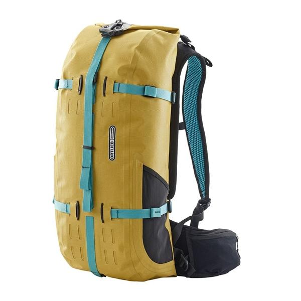 Ortlieb Atrack waterproof backpack 25L mustard