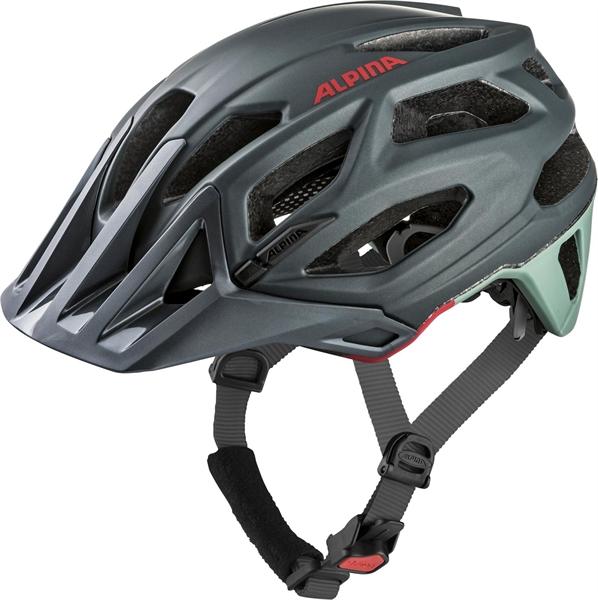 Alpina Garbanzo Helm seamoss