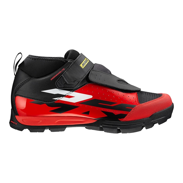 Mavic Deemax Elite MTB Shoe black/fiery red