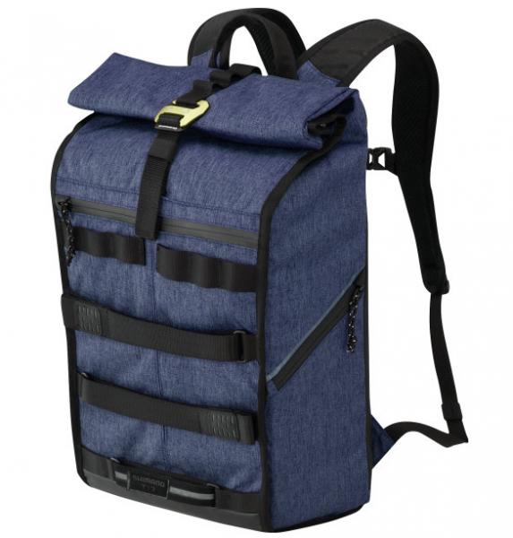 Shimano Backpack Tokyo II 17 liters melange navy