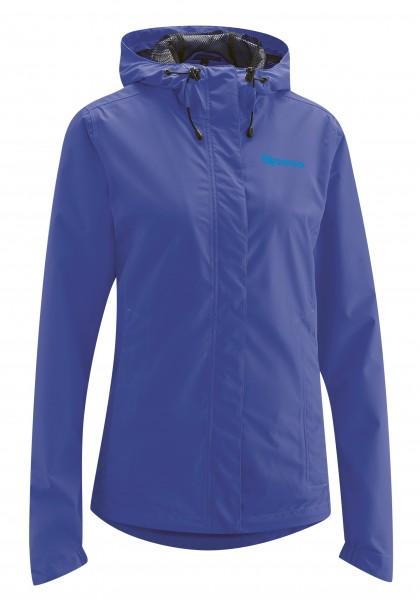 Gonso Sura Light ladies basic rain jacket royal blue