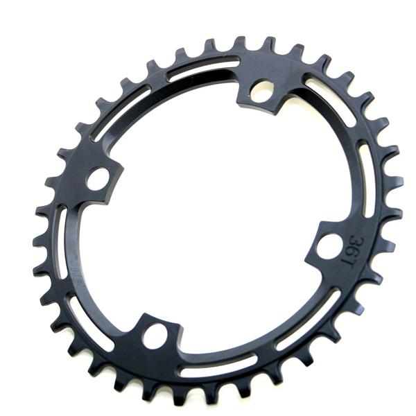 Fun Works N-Light Single Narrow Chainwheel for MTB 1X Crank