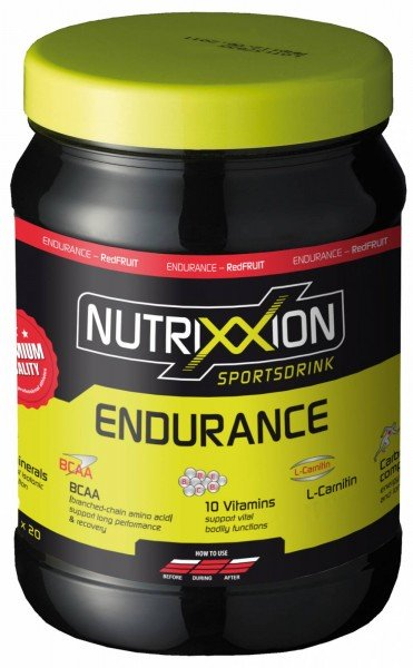 Nutrixxion Endurance Drink 700g Red Fruit