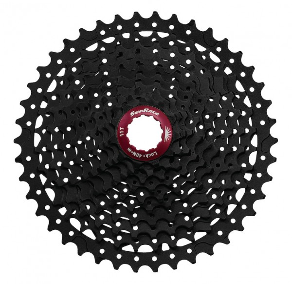 Sunrace Cassette CSMX3 10-speed 11-42 black