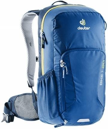 Deuter Bike I 20 steel-midnight