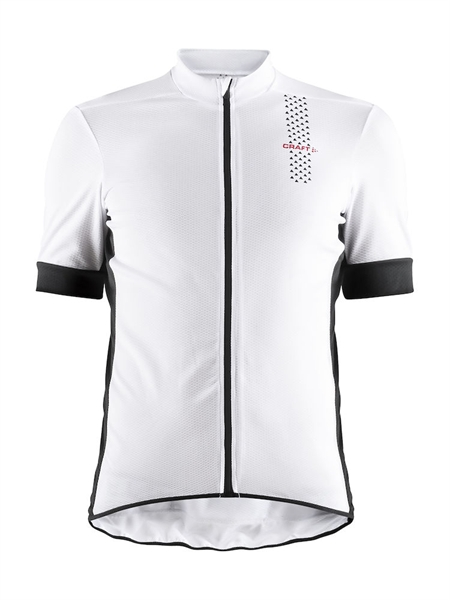 Craft Rise Jersey white/black