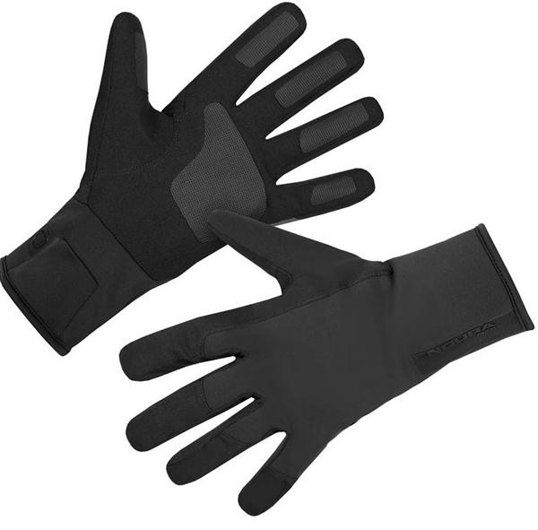 Endura Pro SL wasserdichter Primaloft Handschuh schwarz