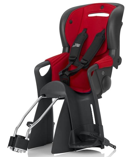 Römer Jockey Comfort Kindersitz rot/blau anthrazit