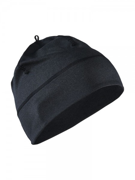 Craft Repeat Hat black melange one size