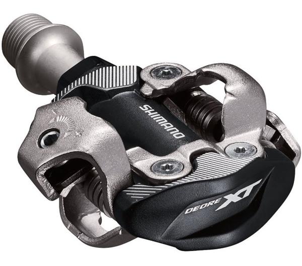 Shimano Deore XT PD-M8100 Pedals black