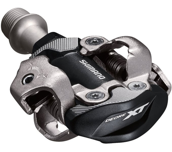 Shimano Deore XT PD-M8100 Pedals black
