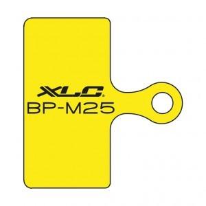 XLC Bremsbeläge BP-M25 für Shimano BR-M985,M785,M675,M666,M615