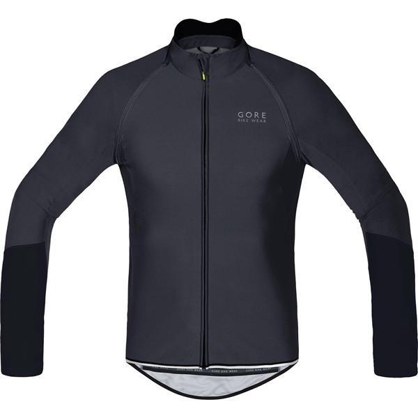 Gore Bike Wear Power WS SO Zip-Off Jersey black