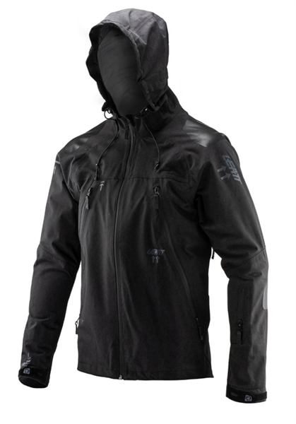 Leatt DBX 5.0 All Mountain Jacket black