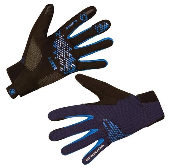 Endura MTR Glove II navy