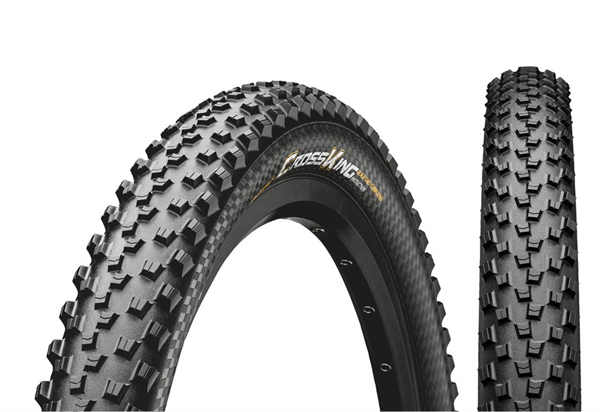 Continental Cross King Black Chili ProTection falt 27.5 x 2.2 2018