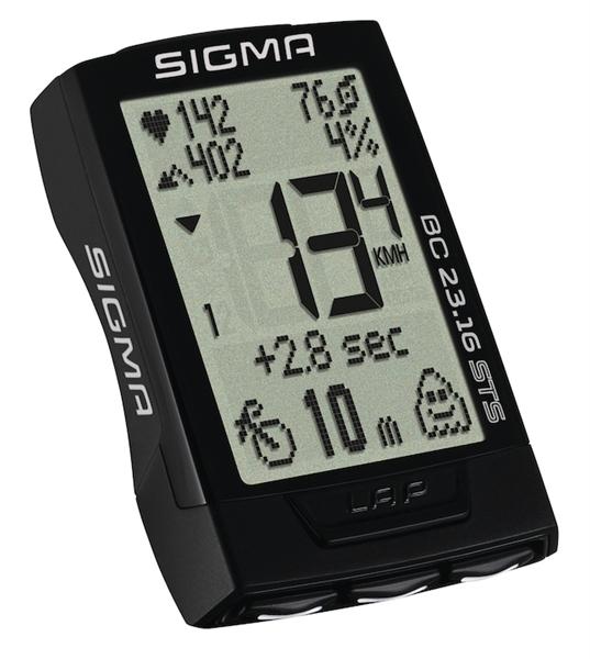 Sigma Bike Computer BC 23.16 STS