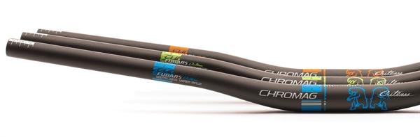 Chromag Cutlass Lenker Black-Tight-Green