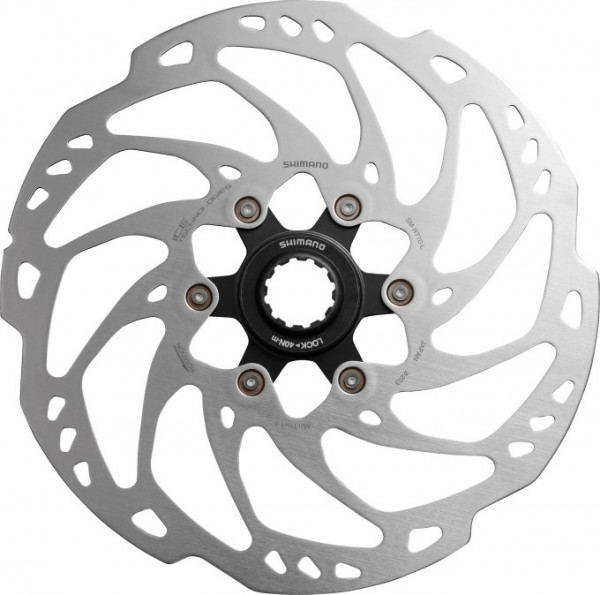 Shimano Bremsscheibe SLX SM-RT70 Ice -Tech Centerlock