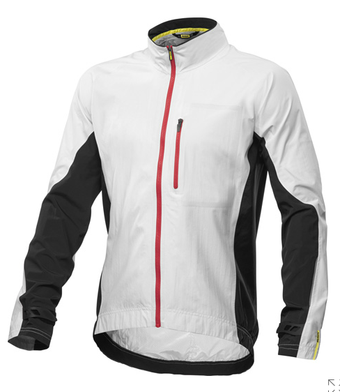 Mavic Cosmic Elite H20 Jacke cane/black
