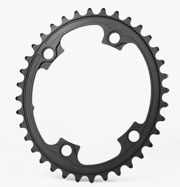 absoluteBlack Chainrings Oval Road Shimano 4-Bold 38Z