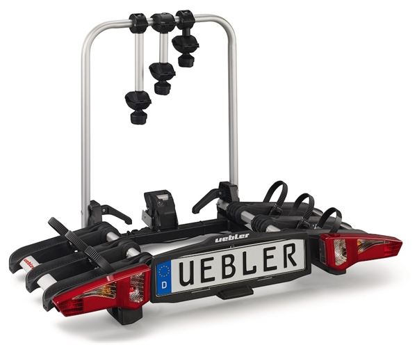 Uebler i31 Tow Bar Carrier for 3 Bikes