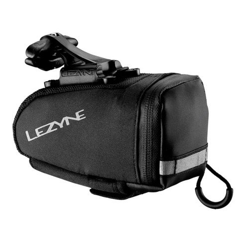 Lezyne Caddy M black/black QR
