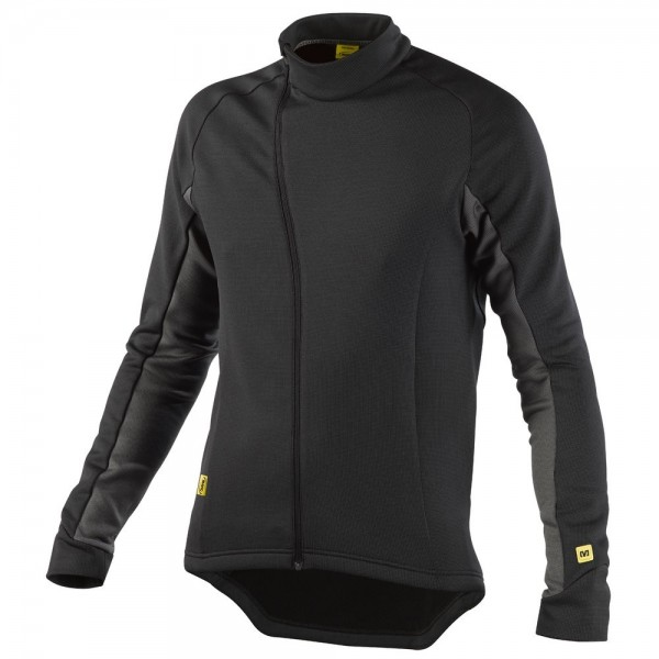 Mavic Stratos Thermo LS Jersey black/autobahn