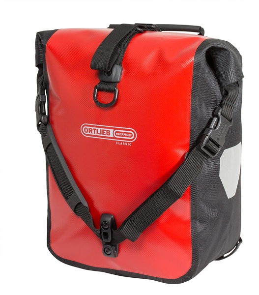 Ortlieb Sport-Roller Classic QL2.1 red-black