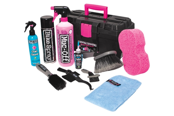 Muc-Off Ultimate Bicycle Cleaning Kit 11 pcs