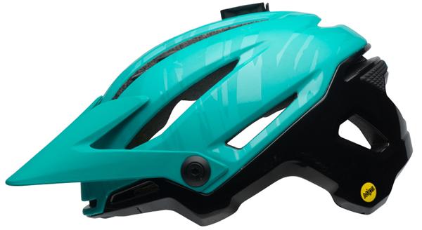 Bell Sixer Mips Helm matte/gloss emerald/black