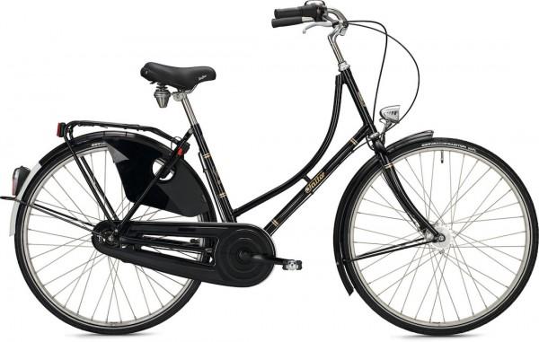 """Falter Classic Bike H 1.0 Classic S (45) 26"""" glänzend, schwarz"""