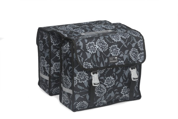 New Looxs Fiori Double Zarah Double Bag Black