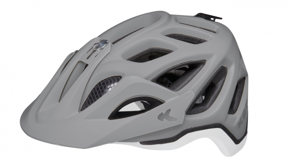 KED Trailon MTB Helm quiet grey