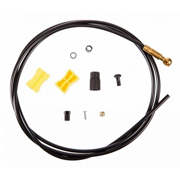Shimano Bremsleitung SM-BH90-SBLS 1700mm für Shimano Saint Bremsen
