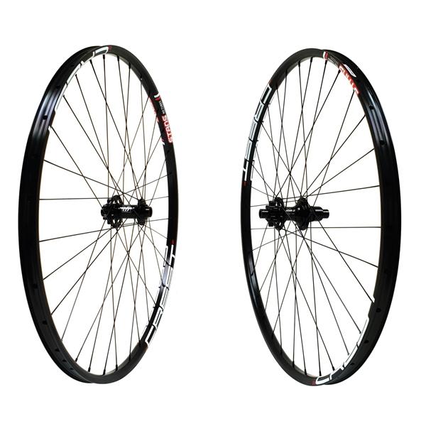 Fun Works N-Light One NoTubes ZTR Crest MK3 Comp Race Wheelset 27,5 650b 1430g