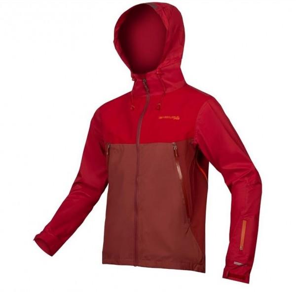 Endura MT500 Jacket wasserdicht kakau