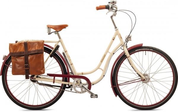 """Falter Classic Bike RS 4.0 28"""" glänzend creme"""