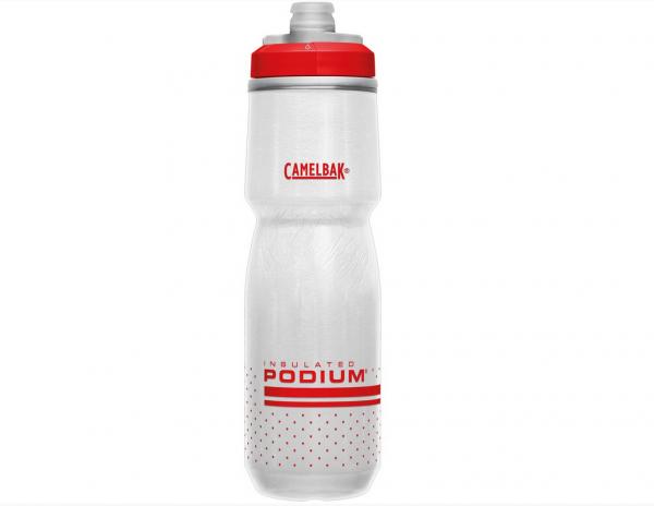Camelbak Podium Chill 710 ml fiery red/white