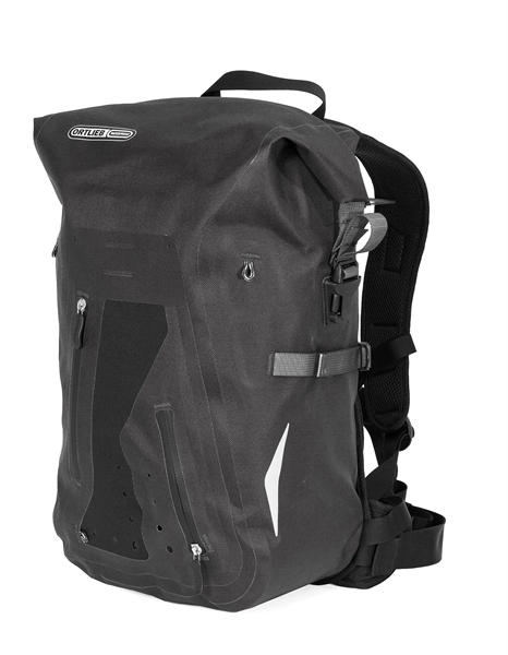 Ortlieb Packman Pro Two Rucksack black 25L